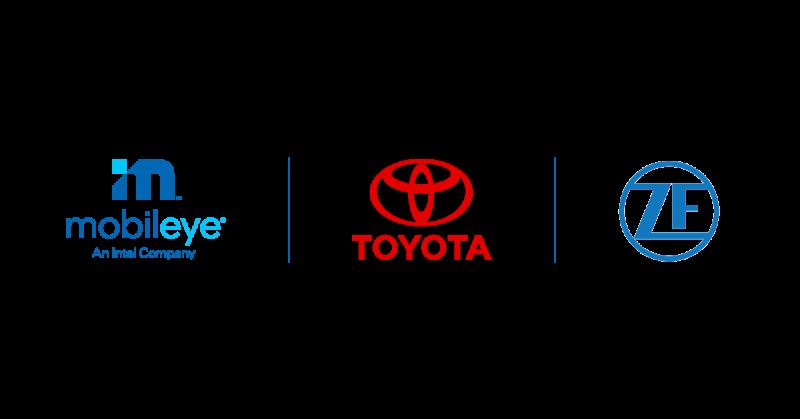 ADAS: Toyota sceglie ZF e Mobileye per lo sviluppo e fornitura di ADAS