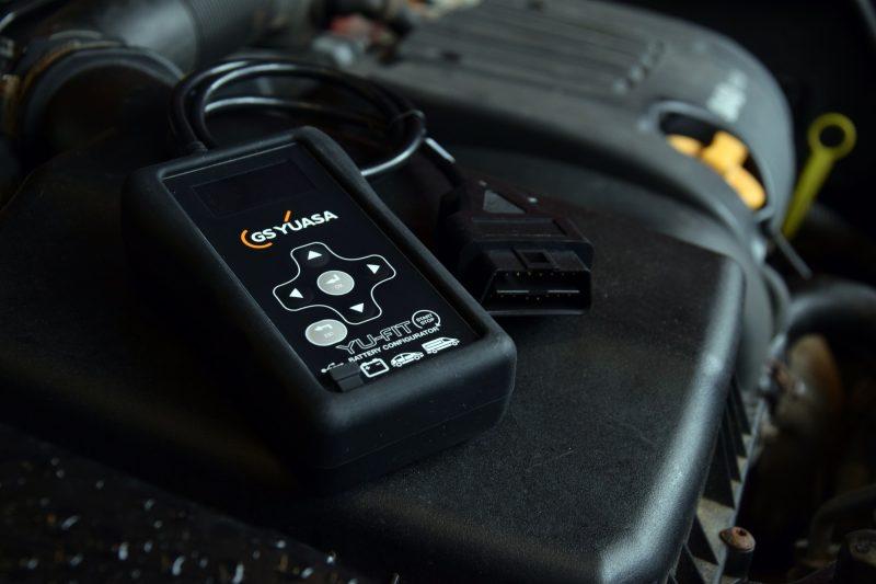 Nuovo look del configuratore batterie GS Yuasa Yu-Fit