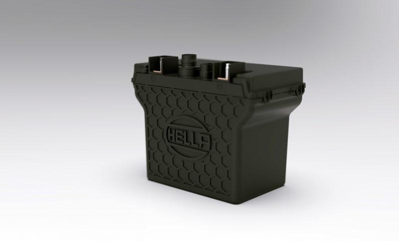 HELLA lancia il battery management system a bassa tensione