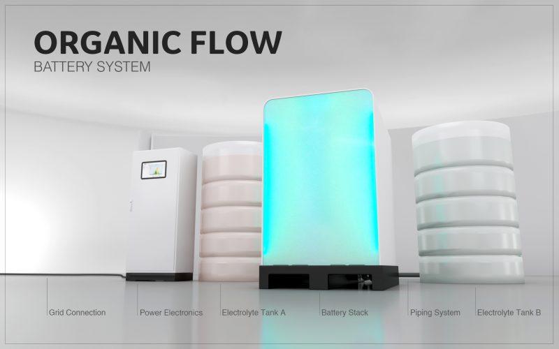 Accordo tra CMBlu e MANN + HUMMEL per la produzione di batterie a flusso organico