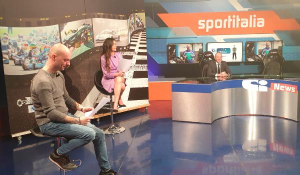 PuntoPRO e Filtri Auto SOGEFI GROUP in TV: Domenica 2 Febbraio su Sportitalia