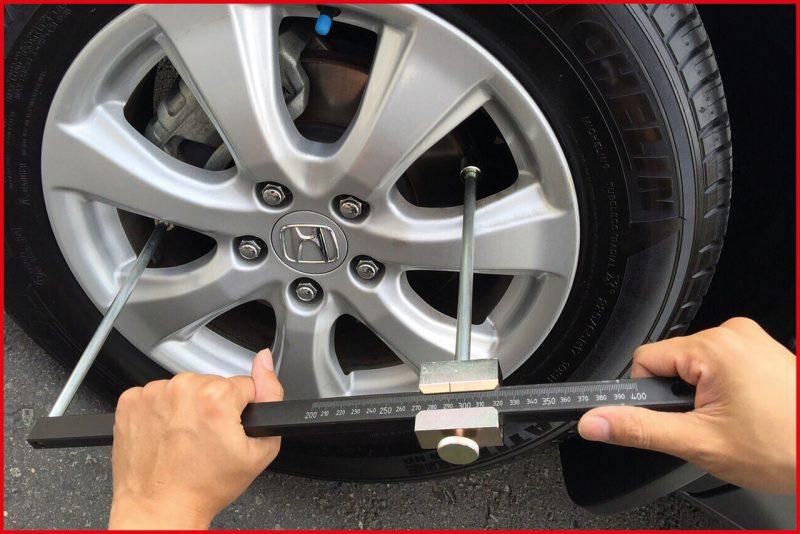 KS Tools: calibri a corsoio per misura diametro disco freno
