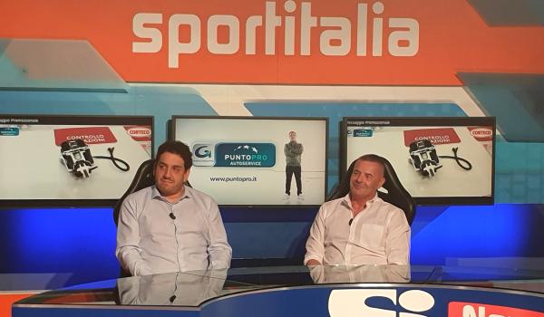 PuntoPRO e Supporti Motore CORTECO in TV