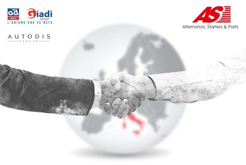 AS-PL Italia inizia la collaborazione con AD Italia