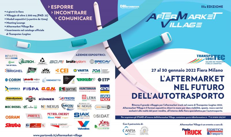 AFTERMARKET VILLAGE: SI VA VERSO IL SOLD OUT