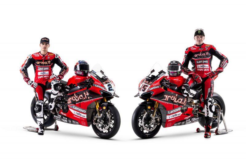 FIAMM conferma la partnership con il team Aruba.it Racing – Ducati per la stagione SBK 2021