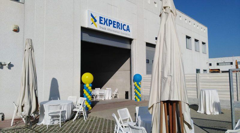 Experica inaugura la filiale di Torino