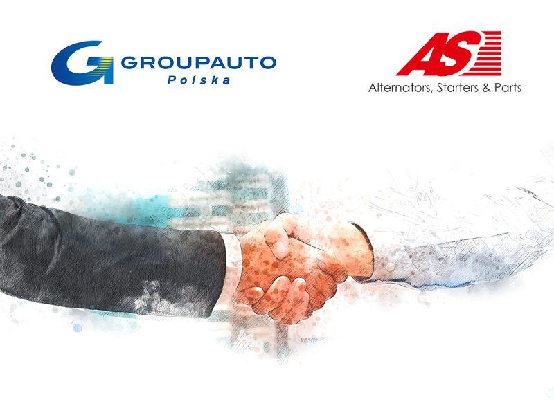 AS-PL diventa fornitore ufficiale di Groupauto Polska