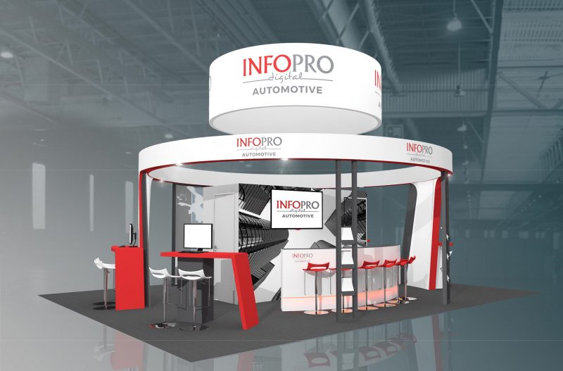 AUTRONICA ad Automechanika sotto il brand Infopro Digital Automotive