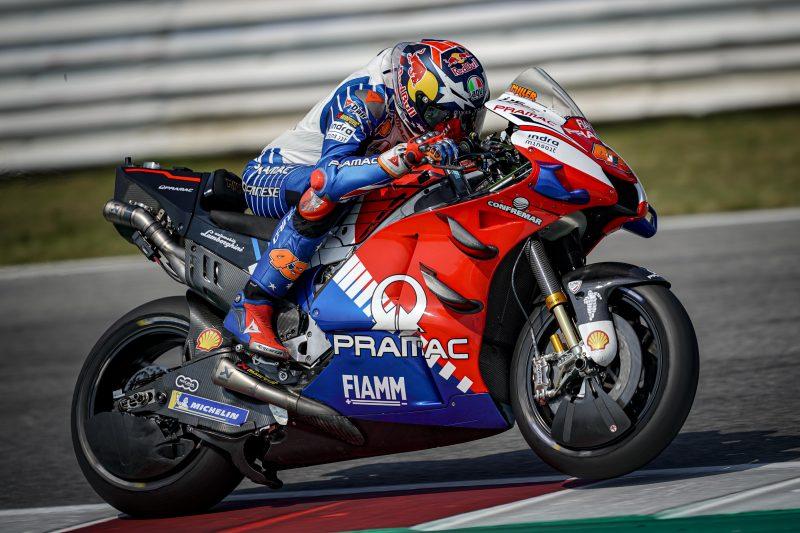 FIAMM title sponsor di Pramac Racing