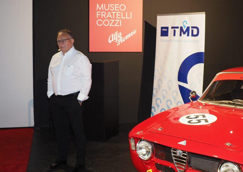 TEXA TMD: ambizioni da Superprovider nella telematica e per le flotte
