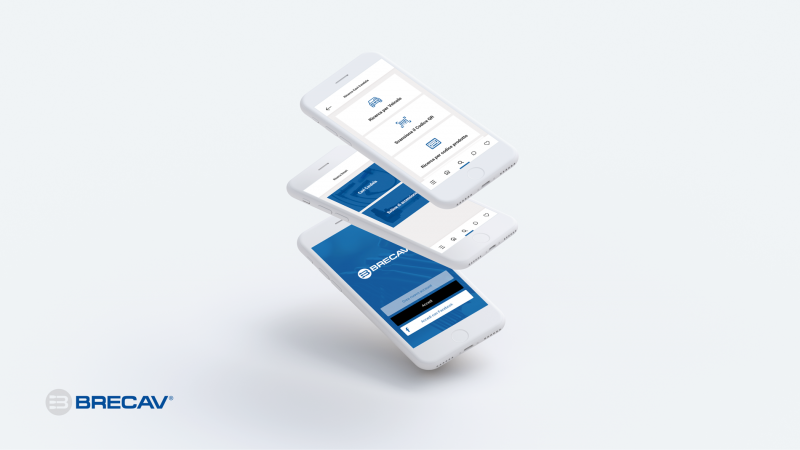 Brecav, un' app innovativa nel settore Automotive Aftermarket