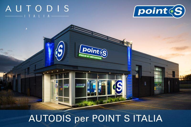 Point S e Autodis Italia siglano accordo per il mercato Italiano