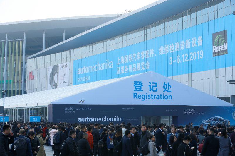 Bilancio più che positivo per Automechanika Shanghai
