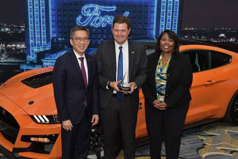 Ford premia MANN+HUMMEL al 21o Annual World Excellence Awards