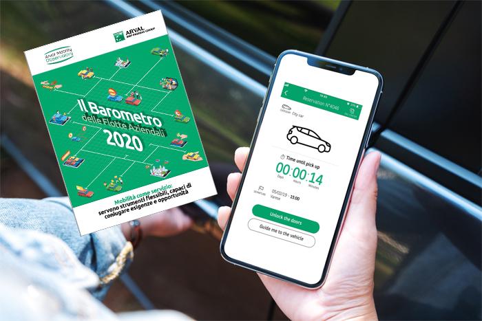 Il Barometro delle Flotte Arval 2020: i trend della mobilità