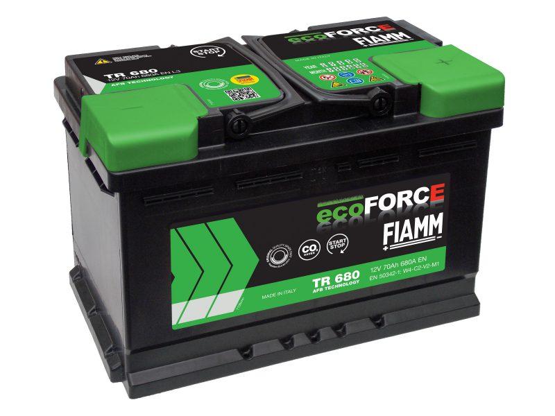 FIAMM presenta ad Automechanika la nuova gamma di batterie ecoFORCE