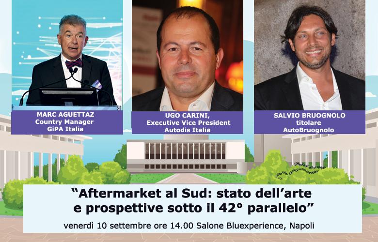 Aftermarket: appuntamento il 10 settembre a Napoli