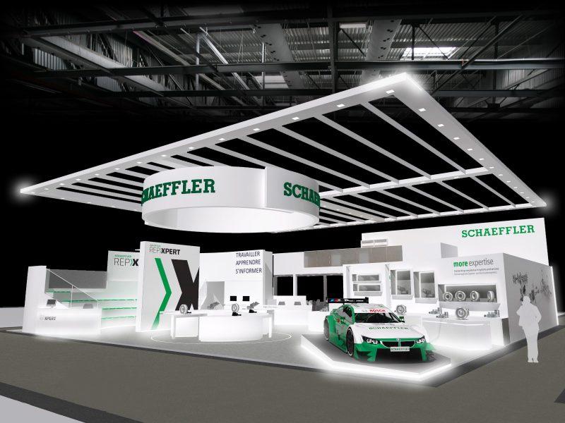 Ad Equip Auto Schaeffler mostra la sua competenza nelle soluzioni riparative e nei servizi