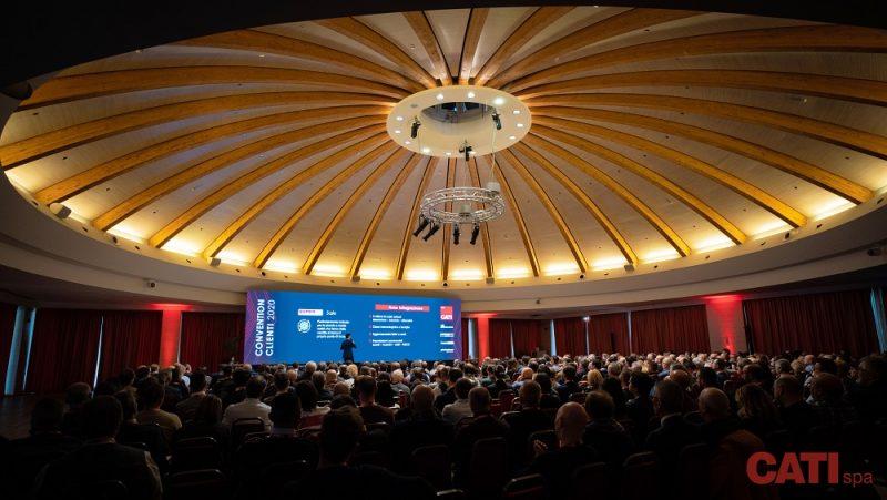 Convention CATI 2020: condivisi programmi e strategia con 300 ricambisti