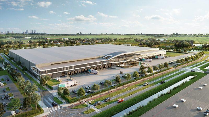 LKQ: ultimato il nuovo Central Distribution Center nei Paesi Bassi