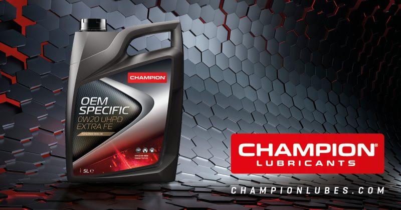 Champion Lubricants lancia l'olio motore per i motori Cursor Euro 6 di Iveco