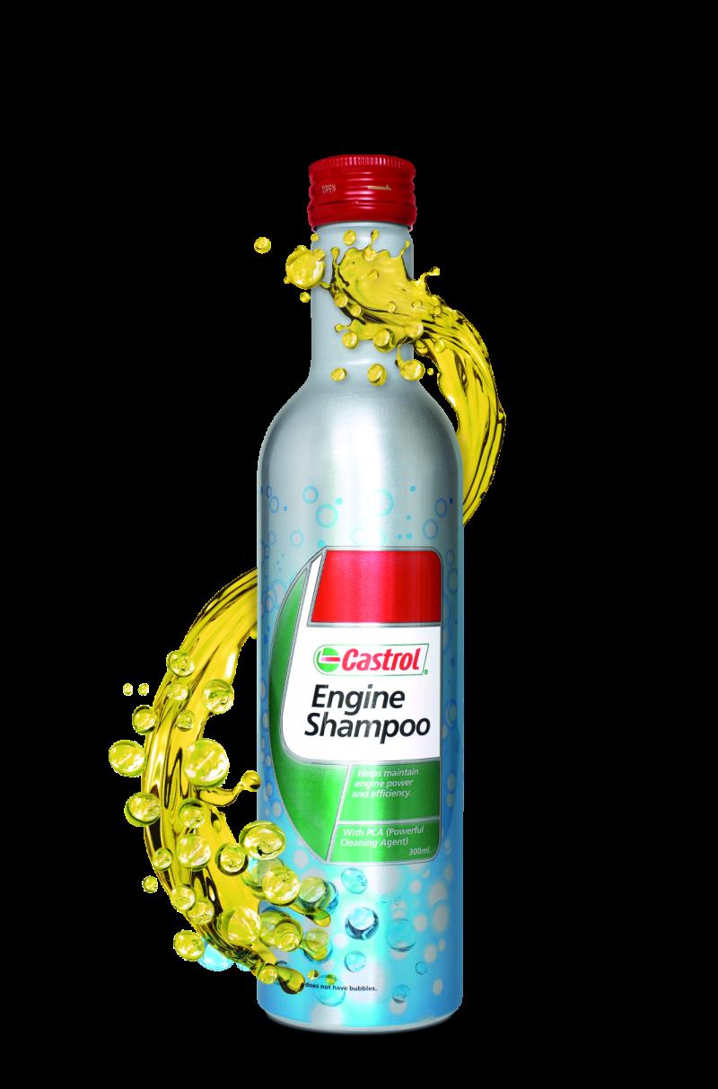 Castrol Engine Shampoo: la nuova pulizia potente per motori di auto