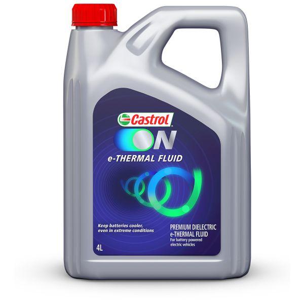 Castrol: fluido per gestione termica batterie veicoli elettrici