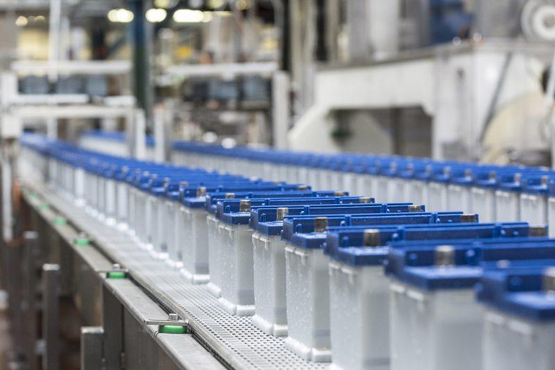 Batterie: Clarios vuole essere sempre più sostenibile