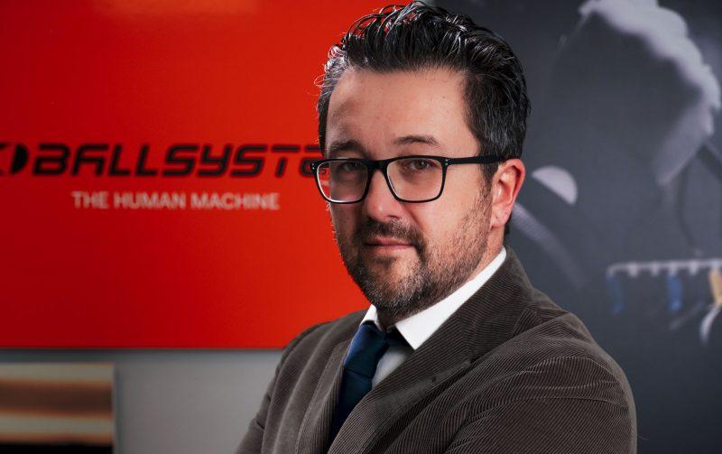 Mario Giagnoni è il nuovo Responsabile OEMs e Logistic Service Providers di Ballsystem