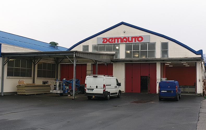 Demauto: nuova filiale milanese