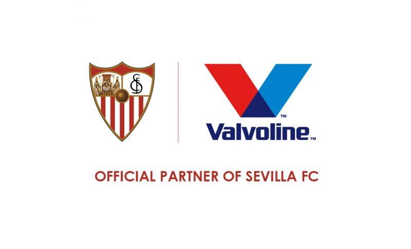 Valvoline diventa partner ufficiale del Siviglia FC