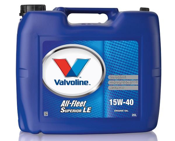 Valvoline lancia due nuovi oli motore per applicazioni heavy duty