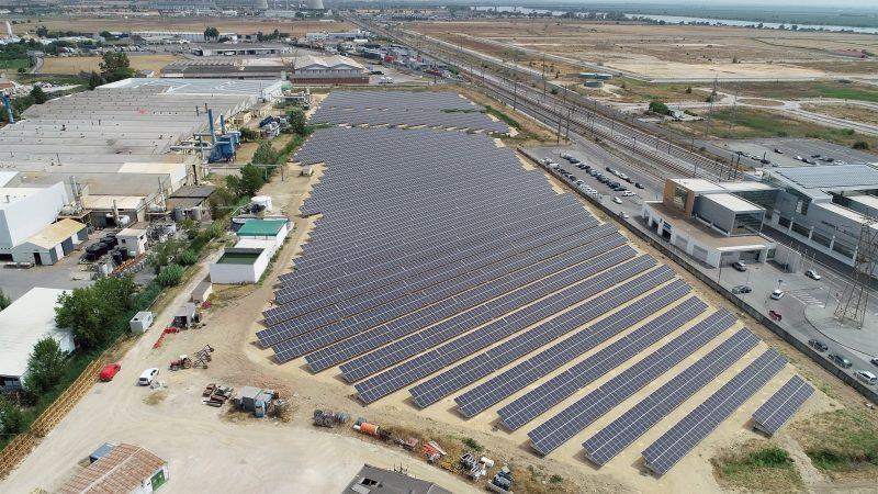 Exide Technologies: impianto a energia solare e sistema di accumulo a batteria nello stabilimento portoghese