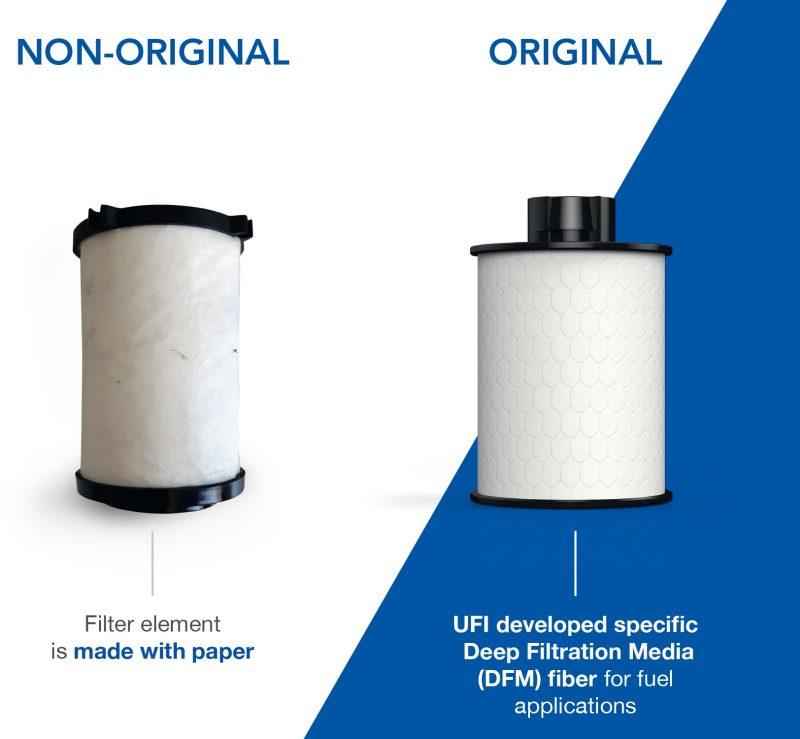 UFI Filters in prima linea nella lotta alla contraffazione ricambi