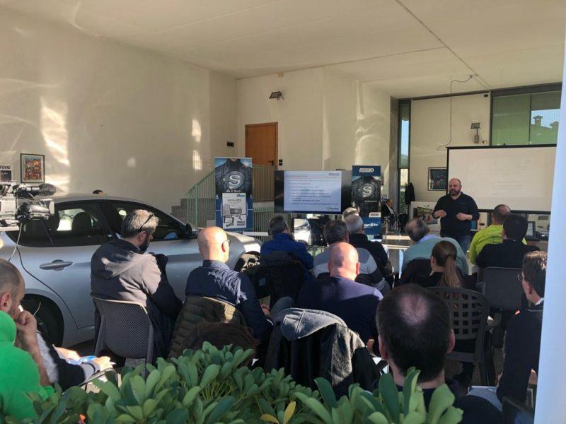 MAHLE ha presentato agli aderenti POINT S il nuovo Connex Digital ADAS
