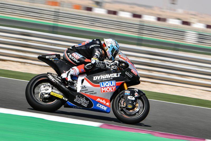 Exide è Sponsor del Team Intact GP Racing per la stagione 2020 del Campionato Moto2