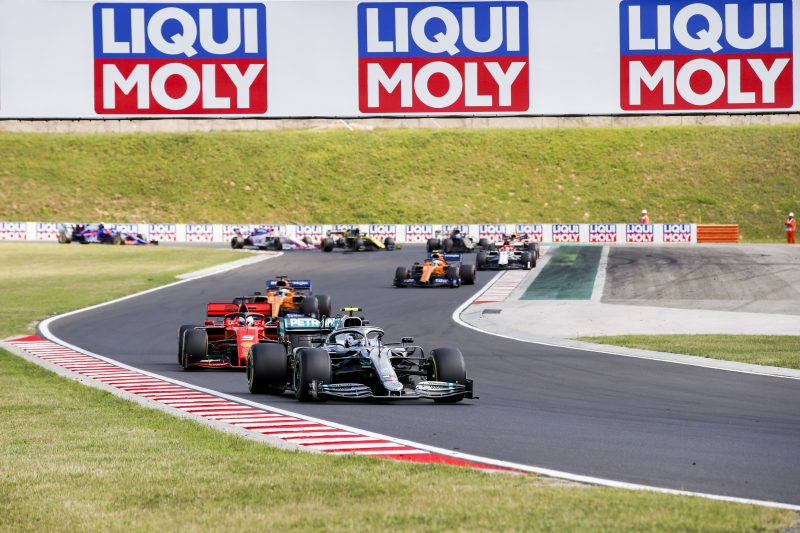 LIQUI MOLY è sponsor ufficiale della Formula 1.