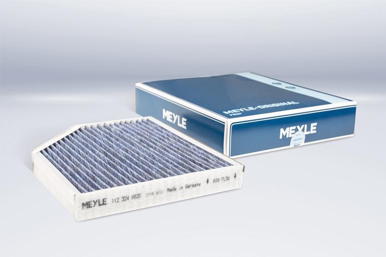 Nuovo filtro abitacolo funzionale biologico MEYLE-ORIGINAL