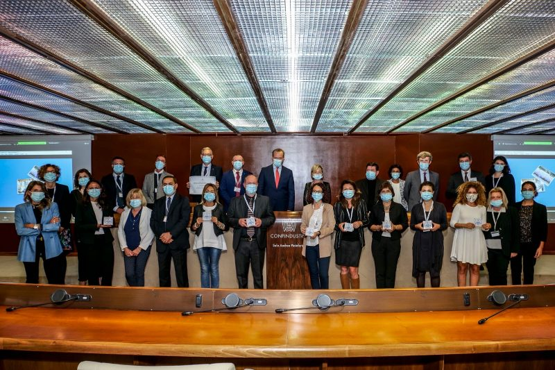 ANFIA riceve il premio Brand Ambassador Confindustria 2020