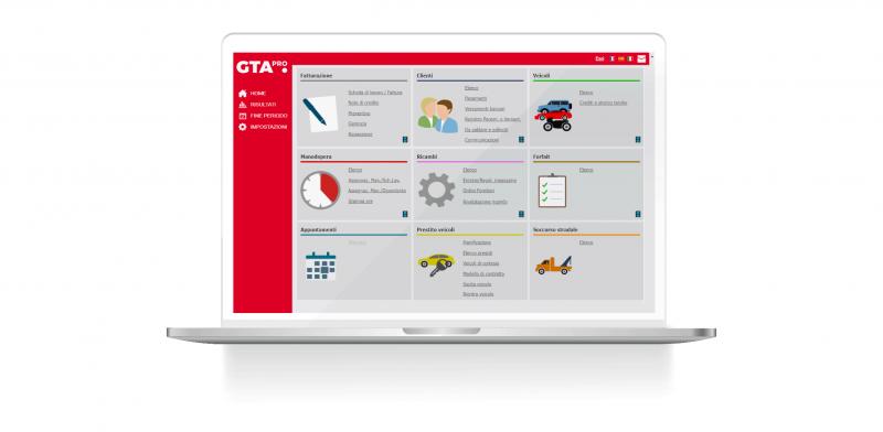 GTA Pro, un DMS dedicato ai riparatori di oggi