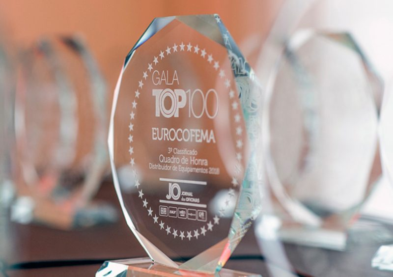 Jornal das Oficinas premia i 100 distributori Top