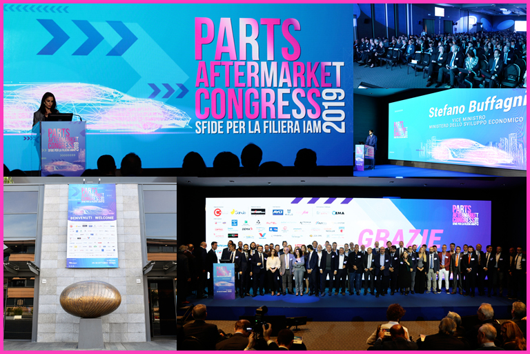 Parts Aftermarket Congress 2019: la Fotogallery