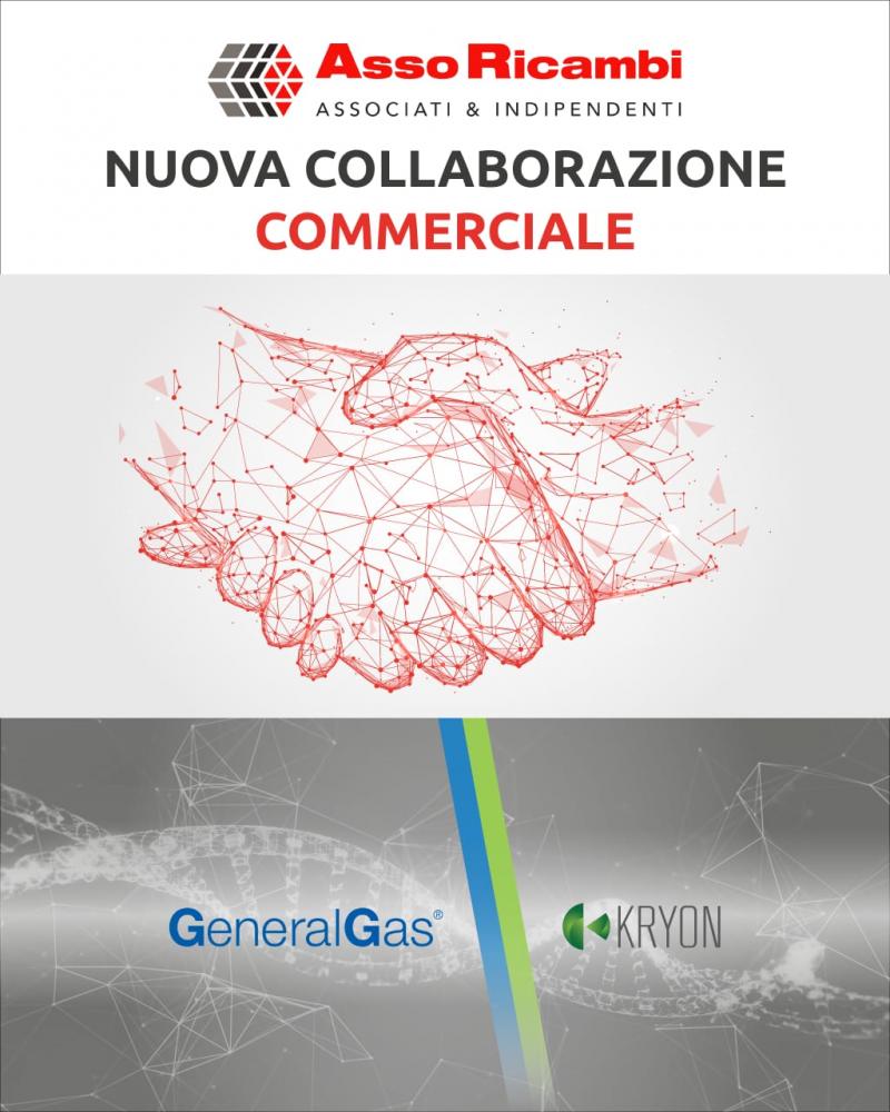 Asso Ricambi: nuova collaborazione commerciale con GeneralGas S.r.l.