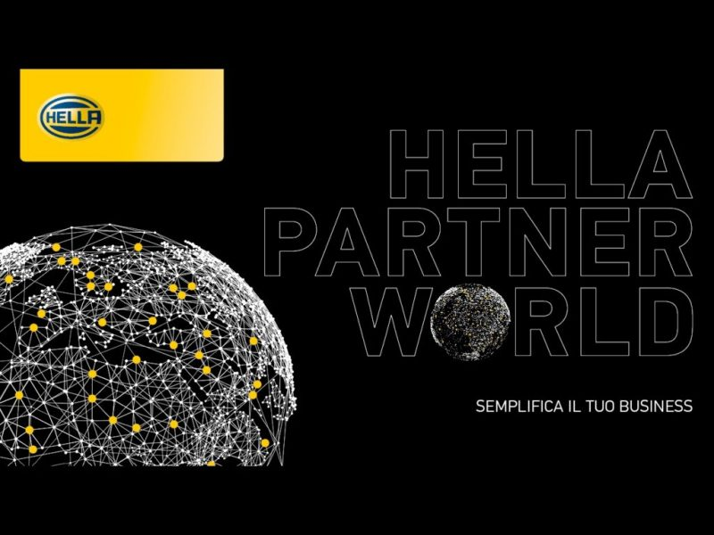 HELLA PARTNER WORLD, il portale che semplifica il business per la distribuzione