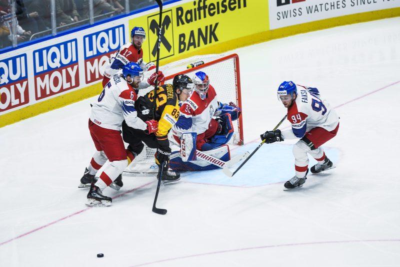 LIQUI MOLY al campionato mondiale IIHF di hockey su ghiaccio del 2020 in Svizzera