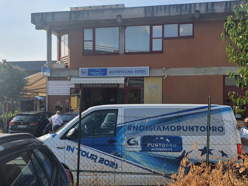 Roadshow PuntoPRO fa tappa da DRS