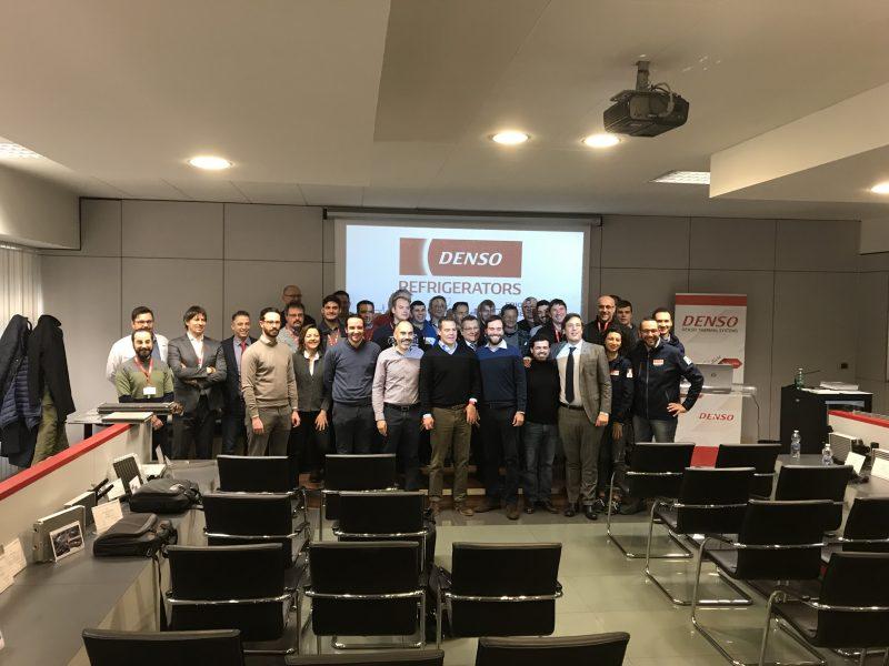 Denso Refrigerators: primo Service network european meeting