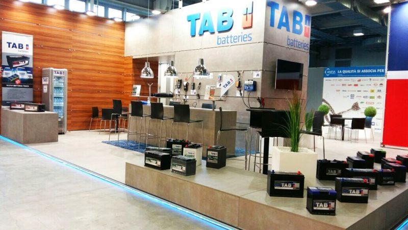 Una carica di innovazione per TAB batteries in fiera