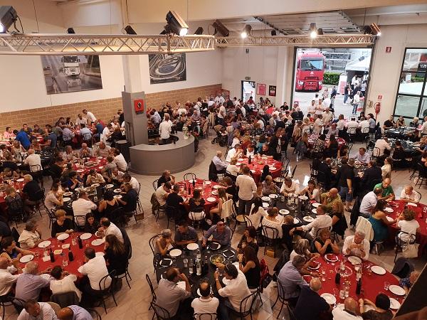 Dal Nord al Sud, successo per il Renault Trucks Italian Tour